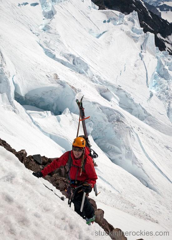 christy mahon volcano tour nisqually glacier rainier