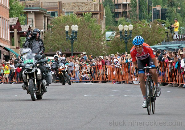 Tom Danielson, US Pro Cycling Challenge