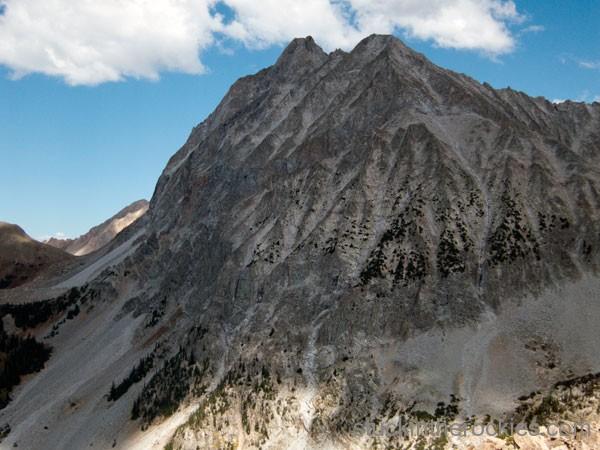 Captiol Peak West Face