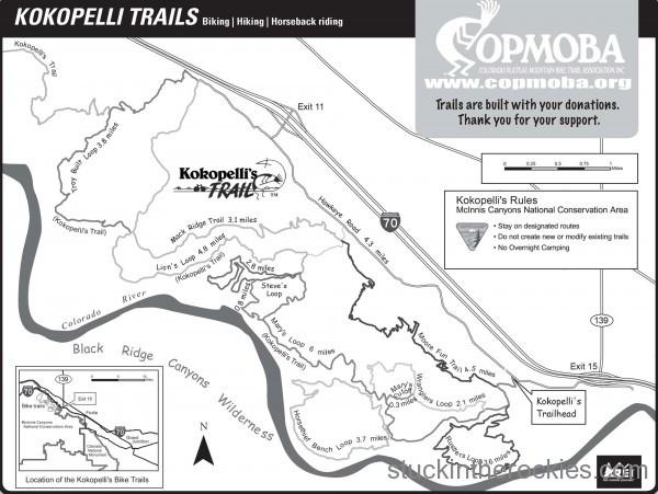 kokopelli trails