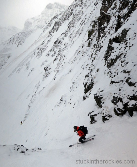 joey giampaolo, silverton ski area
