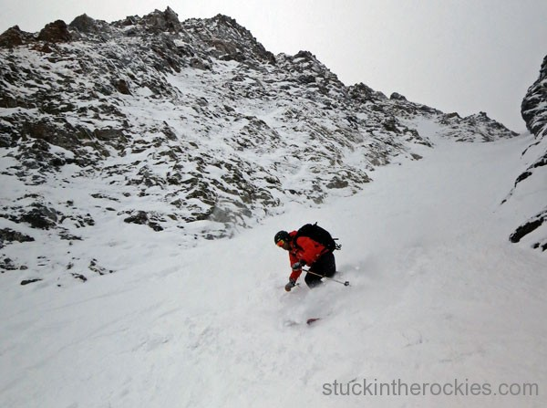 silvertone ski area pope chute