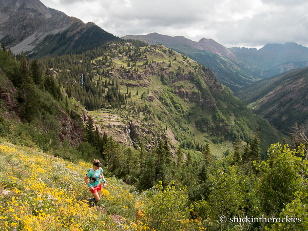 Christy mahon, maroon bells wilderness