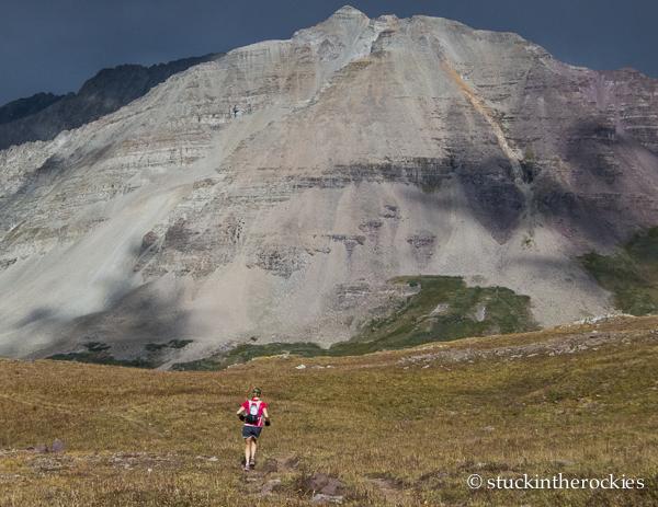 christy mahon, castle peak, triangle pass, conundrum creek