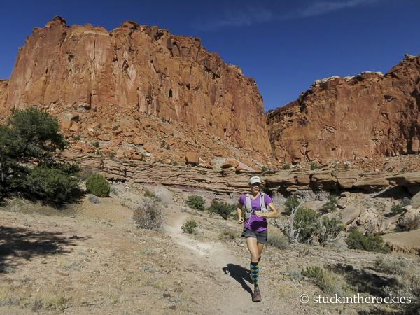 chimney rock, capitol reef, sprin canyon, fruita