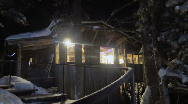 Fabi Hut, Benedict Hut, 10th Mtn Huts