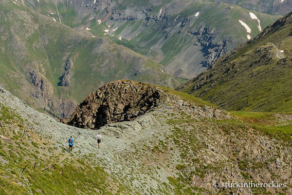 chris davenport and ted mahon on dives little giant pass